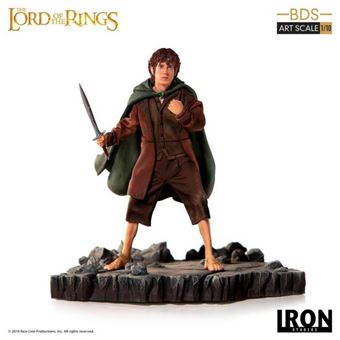 Figura Bds Art Scale 1/10 Lord Of The Rings Frodo