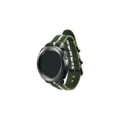 45a4a7c3855 Pulseira de relógio Samsung Premium Nato Watch strap Nylon Verde - Bracelete  Relógio - Compra na Fnac.pt