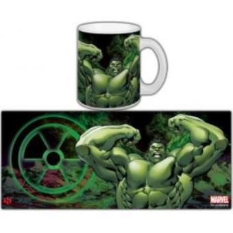 Caneca Marvel Hulk