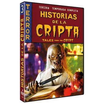 Historias de la Cripta Tercera temporada (2DVD)