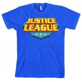 T-shirt DC Comics Justice League Logo L