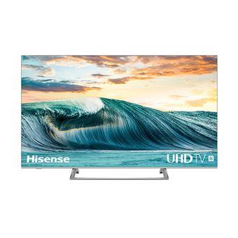 "Smart TV Hisense 4K UHD H50B7500 50"" Prateado"