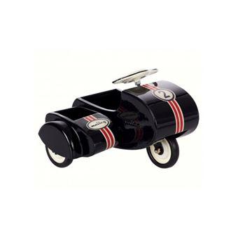 Scooter para Bonecos Maileg Scooter Sidecar - Preto