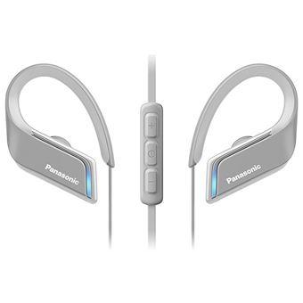 Auriculares Desportivos Panasonic RP-BTS55E-H Bluetooth Cinzento