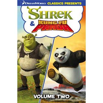 Dreamworks Classics Shrek & Kung Fu Panda