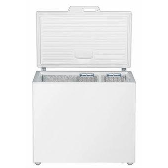Arca Congeladora Horizontal Liebherr GT 3032 Comfort 284L A++ Branco