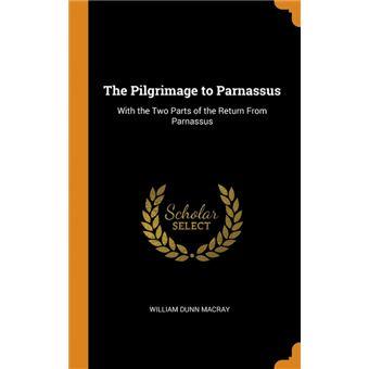 the Pilgrimage To Parnassus Hardcover