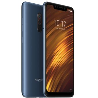 Smartphone Xiaomi Pocophone F1 6GB 64GB Azul