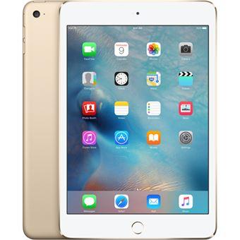 Apple iPad mini 4 128GB 3G 4G Dourado