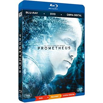 Prometheus (BD + DVD) (2Blu-ray)