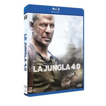 La Jungla 4.0 / Live Free or Die Hard (Blu-ray)