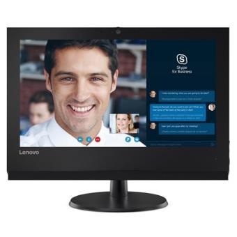 Desktop All-in-one Lenovo V310z G4560 3,5 GHz 4GB HDD 1TB Preto