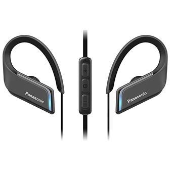 Auriculares Desportivos Panasonic RP-BTS55E-K Bluetooth Preto