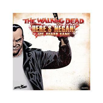 The Walking Dead: Heres Negan