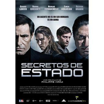 Secret défense (2008) / Secretos de Estado (DVD)