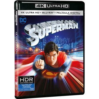 Superman Blu-Ray Uhd (2Blu-ray)