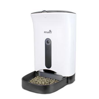 Alimentador Automático Inteligente para Cães e Gatos Yatek Petwant