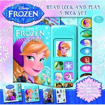 Read, Look & Play Disney Frozen - Mixed media product - 2014