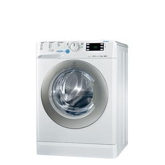 Máquina de Lavar Roupa Carga Frontal Indesit XWE 101484X WSSS EU 10Kg A+++ Branco