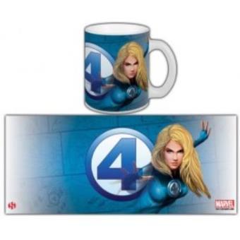Caneca Marvel 4F Mujer Invisible