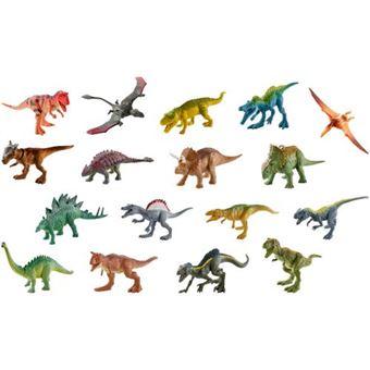 Sortido Mini Dinossauros Mattel Jurassic World