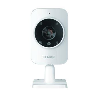 D-Link Home Monitor HD Câmara de segurança IP interior Caixa 1280 x 720 pixels