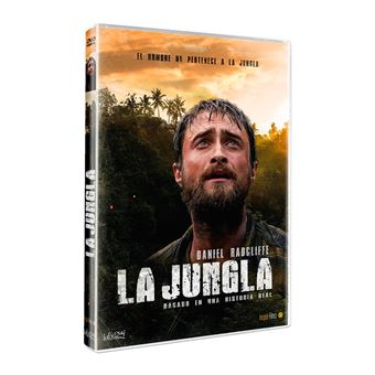 Jungle (2017) / La jungla (DVD)