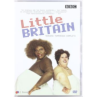 Little Britain Temporada 3 (2DVD)