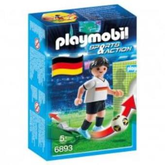 Futebolista Alemanha Playmobil Sports&Action