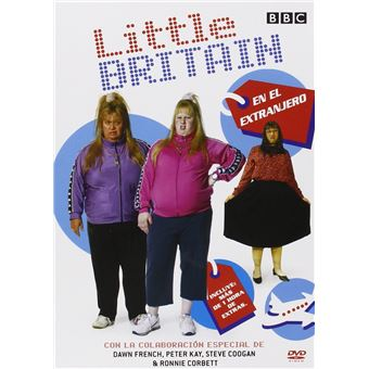 Little Britain abroad / Little Britain En El Extranjero (DVD)