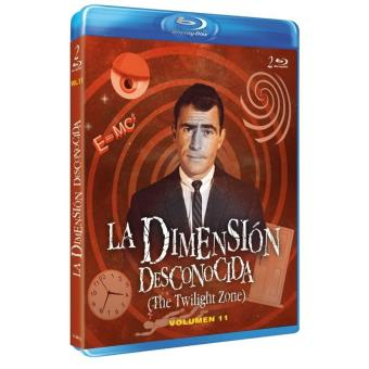 La Dimension Desconocida Vol 11 Bd / Twilight Zone