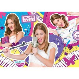 Disney Violetta - Puzzle com 500 peças