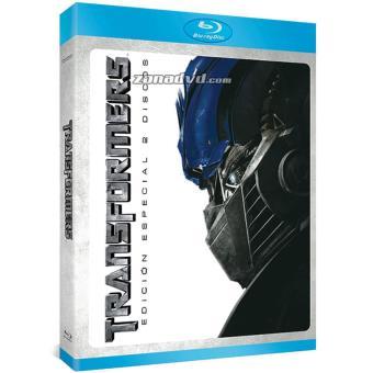Transformers : Edicion Especial 2 Discos / Transformers The Movie (2Blu-ray)