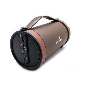 Coluna Portátil Biwond JoyTube L 30W FM, Bluetooth, USB, SD e AUX