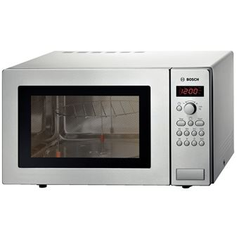 Micro-ondas Bosch HMT84G451 900W 25L Inox