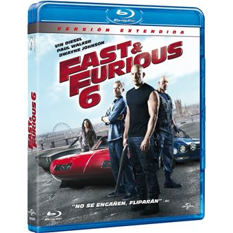 Fast And Furious 6 (BD)