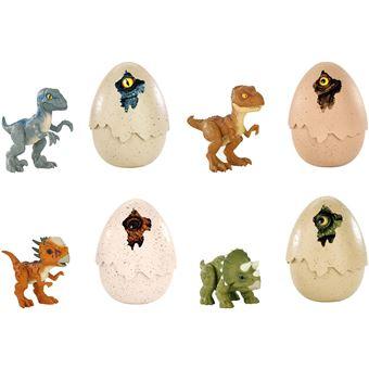 Sortido Ovos de Dinossauro Mattel Jurassic World