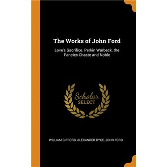 the Works Of John Ford Hardcover