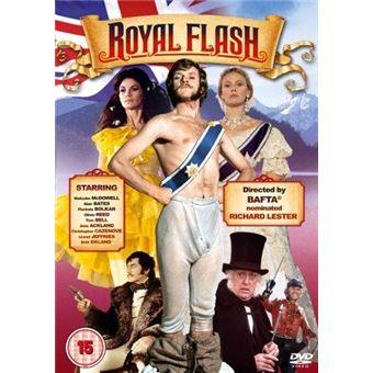 Odeon Royal Flash DVD Inglês