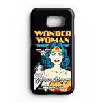 Capa para Samsung S6 Wonder Woman