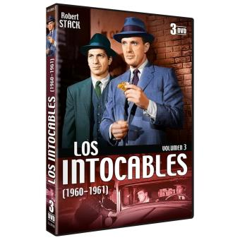 Los Intocables (1960-1961) - Vol. 3 / The Untouchables (TV Series) (3 DVD)