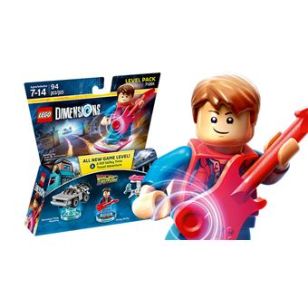 LEGO Dimensions   Levelpack: Back to the Future 7201