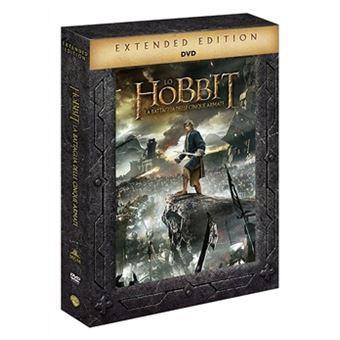 laFeltrinelli Lo Hobbit - La Battaglia delle Cinque Armate (Extended Edition) (5 Dvd) Italiano