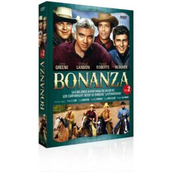 Ponderosa – Bonanza, vol 2 (5 DVD)