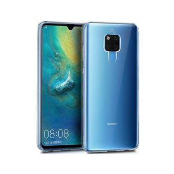 Capa Gel TPU Silicone Multi4you para Huawei Mate 20 X - Transparente