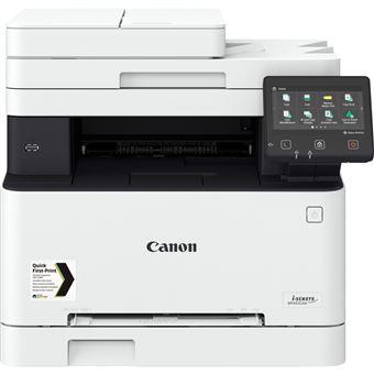 Impressora Multifunções Laser Cor Canon i-SENSYS MF643Cdw Wi-Fi Preto