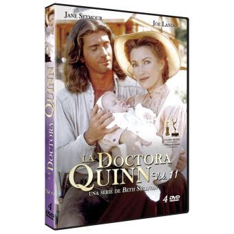 <br>La Doctora Quinn Volumen 11 / Dr. Quinn, Medicine Woman (4 DVD)