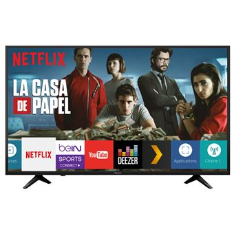 Smart TV Hisense 4K UHD H55A6140 55
