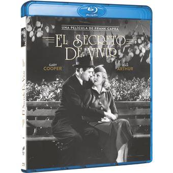 El Secreto De Vivir / Mr Deeds goes to town (Blu-ray)