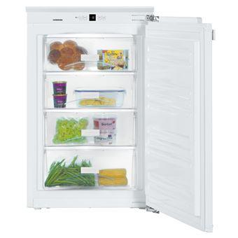Arca Congeladora Vertical Encastrável Liebherr IG 1624 Comfort 100L A++ Branco